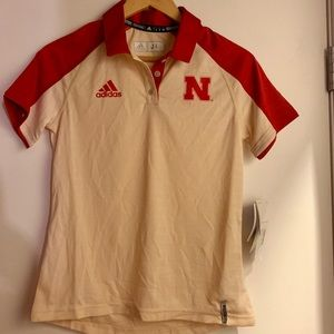 Nebraska women's polo